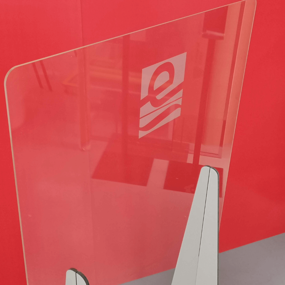 Biombo separador x-light 150cm