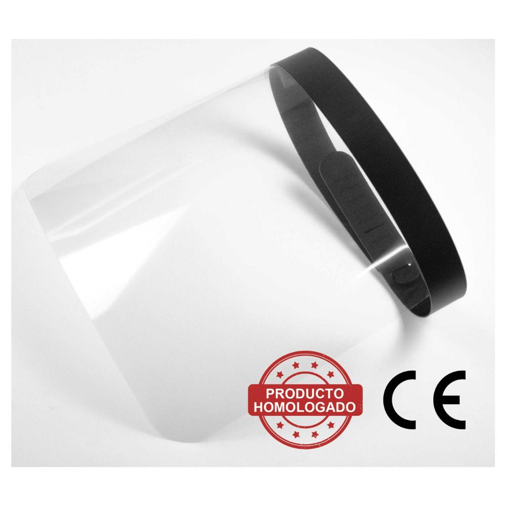 Pantalla de protección facial policarbonato flexible Femonsa.Shop