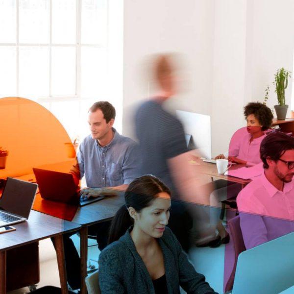 Separadores de oficina