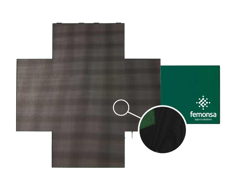 CRUZ LED INFINITY S P6 - Femonsa signs&solutions