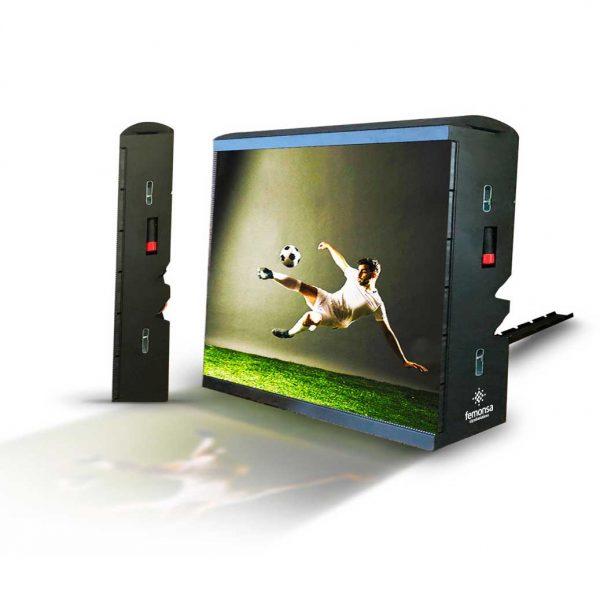 Pantalla Perimetral LED P8 Full Color - 96x90cm (120x100px)